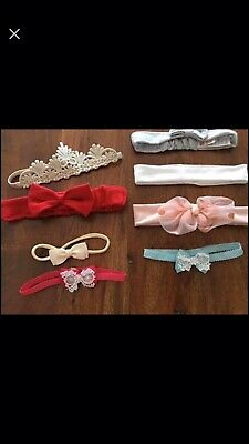 Various Baby Hairbands