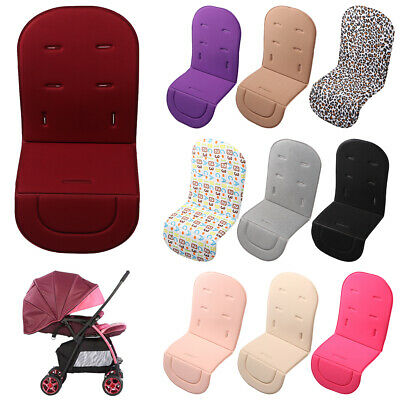 Type Baby Stroller Mat Child Car Seat Pad Kid Feeding Chair Cushion Rainbow Pad