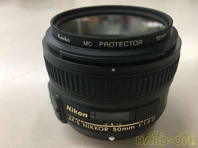 Nikon Wide Angle Single Focus Lens For 2173594 As-F Nikkor 50Mm 1 18G Wide-Angle