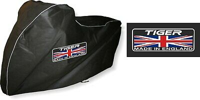 Triumph Tiger 900 1200 XC GT Breathable indoor Motorcycle Motorbike Dust cover