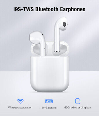 Earbuds Headphone Wireless Bluetooth 5.0 Earphone Mini With Mic I9s Tws