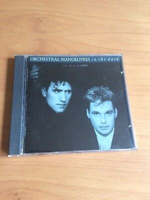 Orchestral Manoeuvres In The Dark The best of OMD CD