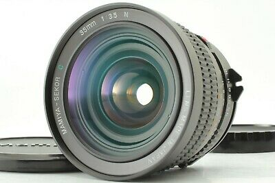 【 Near MINT+ 】 Mamiya Sekor C 35mm f/3.5 N For 645 1000S Super Pro TL from JAPAN