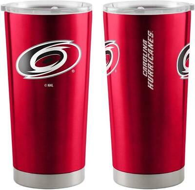 Clear Tervis NHL Detroit Red Wings Primary Logo Tumbler with Emblem and Frosted Lid 16oz Mug