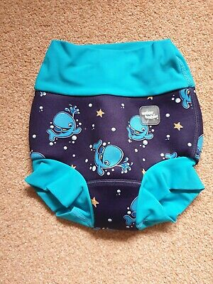 Water Babies Bubba Splash About Happy Nappy - X Large (12-24 Months) 1-2 Years