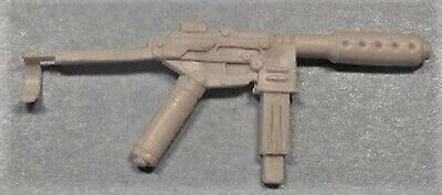 GI JOE 1986 FIREFLY SUBMACHINE GUN BATTLE GEAR ACCESSORY PACK #4