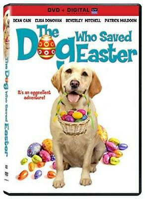 Dog Who Saved Easter - DVD By Patrick Muldoon,Dean Cain - GOOD