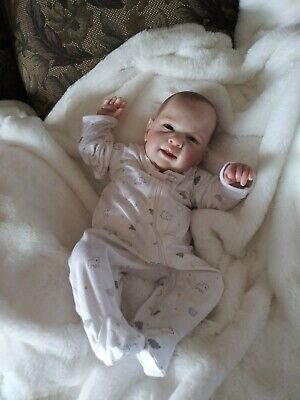 Reborn Baby Ginger from Bountiful Baby