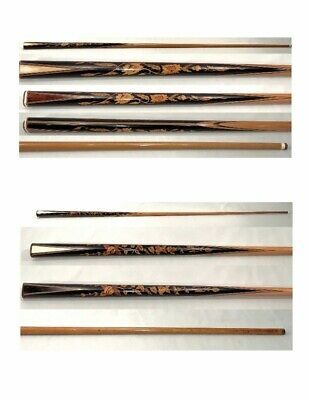 "Incredible collection of 100+ year old ""ANTIQUE"" pool & billiard cues"