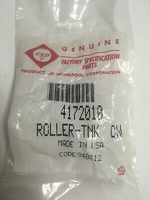 OEM 4172010 Whirlpool Appliance Roller-Tnk New