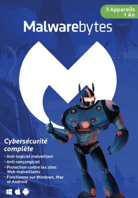 Malwarebytes 95% Off Code For Premium 4 Year Subscription 1 Device