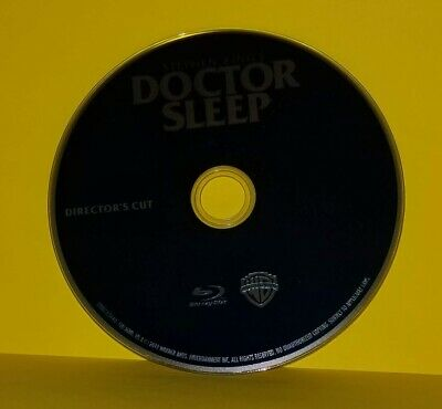 Stephen King's Doctor Sleep Director's Cut Blu-Ray Disc Only