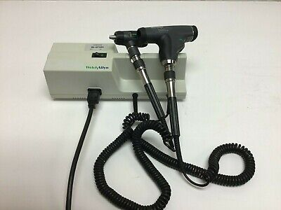 Welch Allyn 767 Series Wall Transformer w/ PanOptic Opthalmoscope + Otoscope