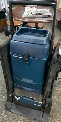 Host Liberator Carpet Cleaning System EVM With Stand And Accessories