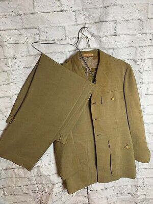 WW2 Era New Palm Beach Tailored by Goodall Suit Model 751