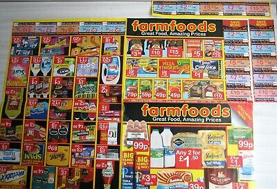 20 Farmfoods Money off Vouchers Coupons Valid to 2 March 2020 frozen authentic
