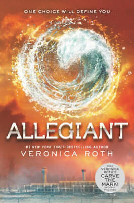 Allegiant (Divergent Series) - Paperback By Roth, Veronica - GOOD