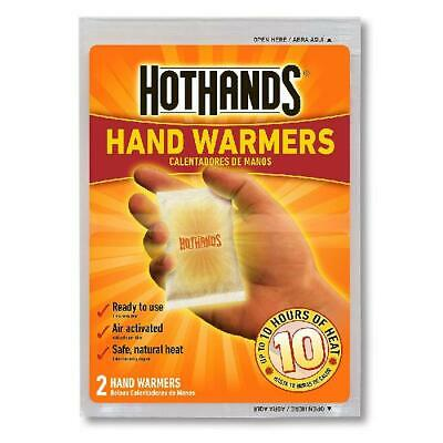 HotHands Hand Warmers 12 - 10-Pair Value Packs Pocket Gift Odorless Natural Heat