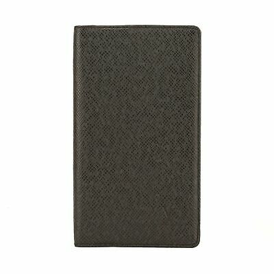 Louis Vuitton Ardoise Taiga Pocket Agenda Cover (4002011)
