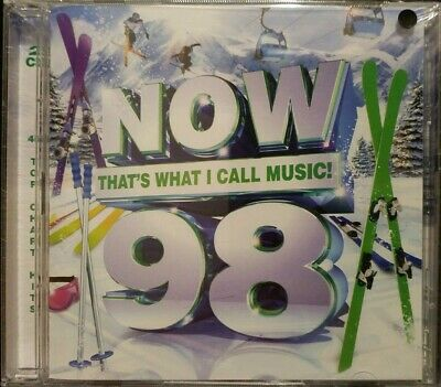 Now That's What I Call Music! 98 - Various Artists (2 CD Album) New and Sealed
