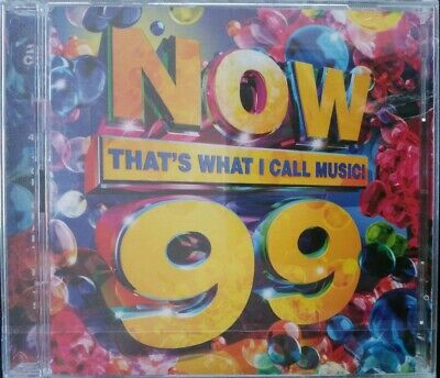 NOW That's What I Call Music! 99 - Various Artists (CD Album) New and Sealed