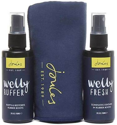 Joules Welly Care Kit Accessories Condition and Restore your Wellington Boots