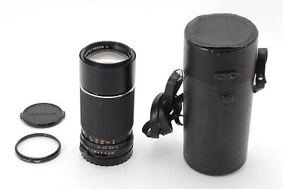《EXC+++》 Mamiya Sekor Sekor C 210mm f/4 Lens W/ Case for M645 1000S from Japan