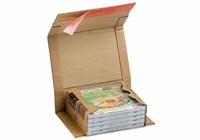 ColomPac CP 020 Secure Book Wraps Corrugated Cardboard