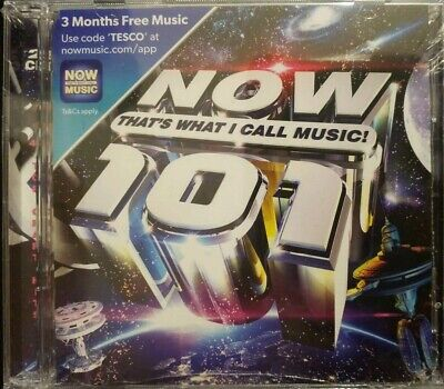 Now Thats What I Call Music 101 - Various Artists (2CD Album) New and Sealed