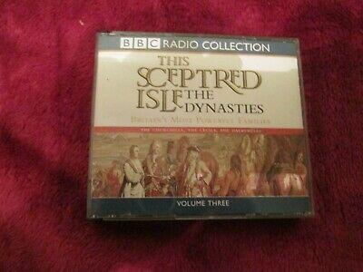 This Sceptred Isle - The Dynasties - 2 Cd Audio Book Set