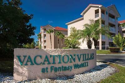 Vacation Villas Fantasy World Ii 2 Bedroom Week 25 Annual Timeshare For Sale