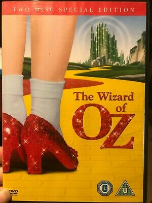 The Wizard Of Oz 2 Disc Special Edition DVD
