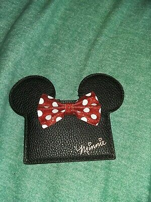 Parmark Disney minnie mouse card Purse