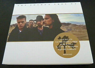 U2 - The Joshua Tree, 4 CDs, Limited Deluxe Edition