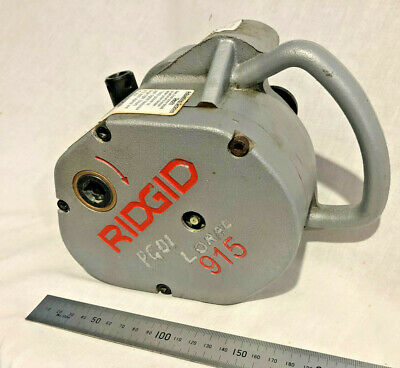 "Ridgid 915 Manual Roll Groover 2"" - 6"". Ridgid. Little used. No wrench included"