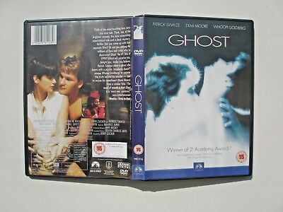 Ghost  (Dvd, 2001) Starring Demi Moore And Patrick Swazye