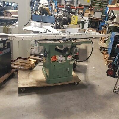 General 3HP Table Saw