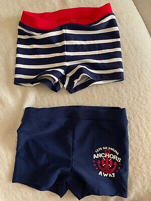 Swimming Shorts Boys 9-12 Months Mothercare