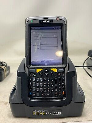 ikon 7505 W/ Batter, Charger, Power Supply MW