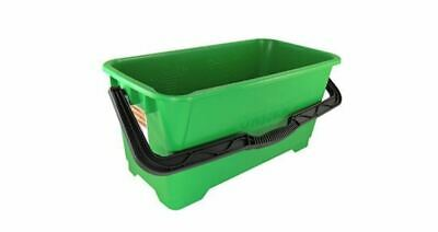 Unger Pro Large Bucket for Glass Cleaning 28 Litre Strong Plastic Lightweight