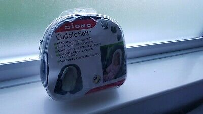 Diono (Car Seat/Pram/Stroller) Cuddle Soft Newborn Baby Head And Body Support
