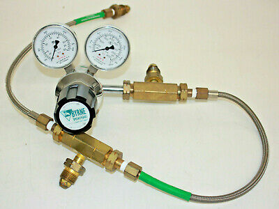 Concoa 2122301-01-580 Gas Regulator, Dual Stage, 5 Ports, #1