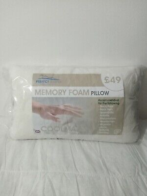 Single coolmax shredded memory foam pillow With original cool max fabric