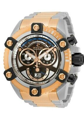 Invicta Reserve Grand Octane Arsenal Joker 63mm Dial Swiss TwoTone Black Watch