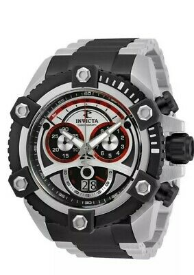 Invicta Reserve Grand Octane Arsenal Joker 63mm Dial Swiss Two Tone Black Watch