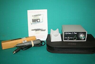 Optima 2 Micro Motor with 45000 rpm Handpiece Lightly used