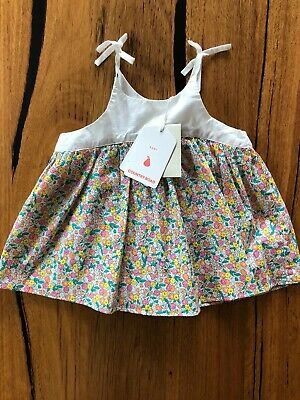BNWT Country Road Baby Girls Ditsy Print Cami 12-18 Months Size 1 RRP $45 New