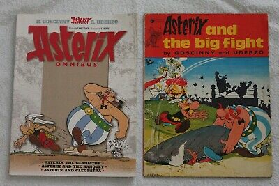Asterix Omnibus + Asterix And The Big Fight