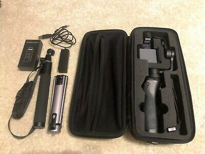 DJI Osmo Mobile Smartphone Gimbal + Extra Battery + Tripod + Accessories