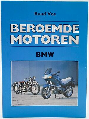 Bmw Beroemde Motoren - Ruud Vos (1995) - Famous Bmw Motors (Book Of Bmw History)